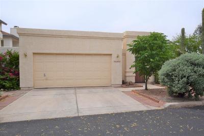 Tucson Single Family Home Active Contingent: 3073 W Artebella Way