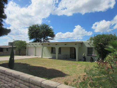Rio Rico Single Family Home For Sale: 396 Willow Drive