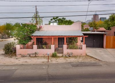 Single Family Home For Sale: 438 W 18th Street