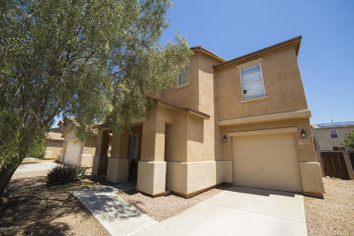 Pima County Single Family Home Active Contingent: 7075 S Gull Lane