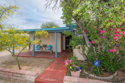 Tucson Single Family Home For Sale: 1802 E Copper Street