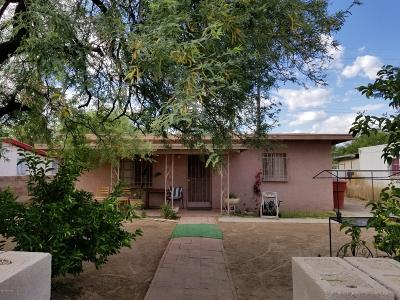 Tucson Single Family Home For Sale: 2225 E 20th Street