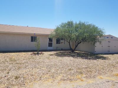 Cochise County Single Family Home For Sale: 2321 N Hacienda Drive