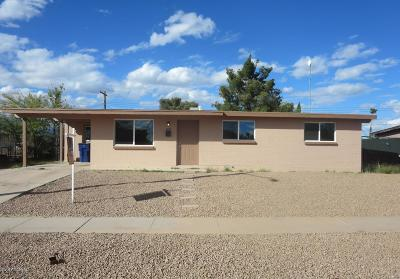 Pima County, Pinal County Single Family Home Active Contingent: 3825 E Nebraska Stravenue