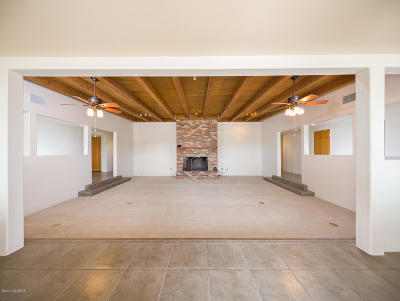 Tucson Single Family Home For Sale: 4505 N Silverbell Road