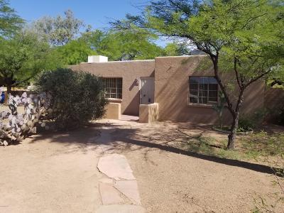 Single Family Home For Sale: 2601 E La Madera Drive