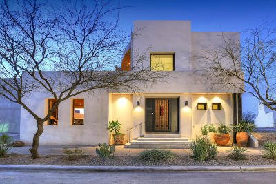 Tucson Single Family Home For Sale: 895 W Calle De Los Higos