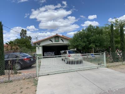 Rio Rico Single Family Home For Sale: 1713 Camino Pacifico