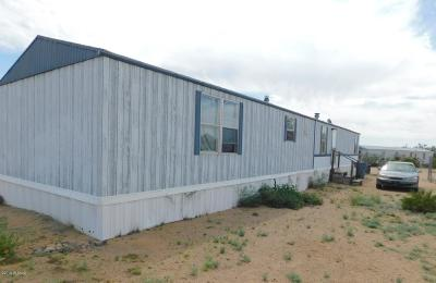 Pima County Manufactured Home For Sale: 2120 N Halo Drive