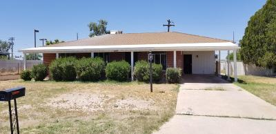 Tucson Single Family Home Active Contingent: 2522 S Jefferson Avenue