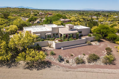 Tucson Single Family Home For Sale: 3921 N Via De Cordoba