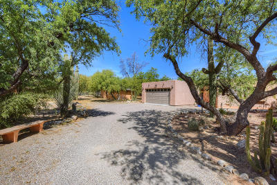 Pima County, Pinal County Single Family Home For Sale: 3705 N Homestead Avenue