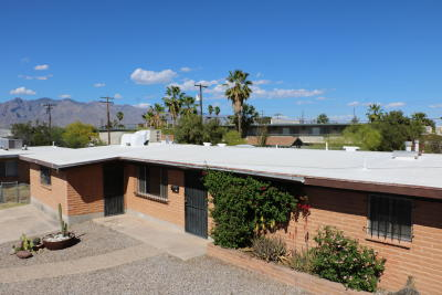 Tucson Single Family Home For Sale: 2536 N Tyndall Avenue