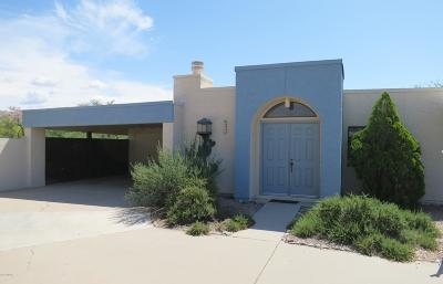 Tucson Townhouse For Sale: 3280 N Mill Avenue