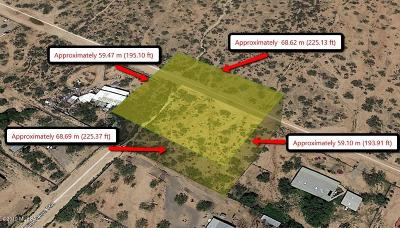 Tucson Residential Lots & Land For Sale: 12491 W Hermans Road