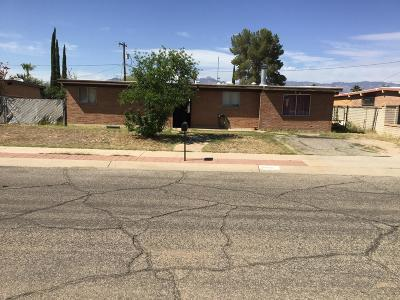 Single Family Home For Sale: 6601 E David Drive