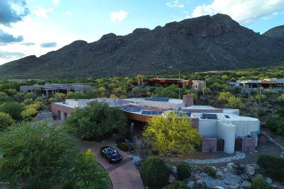 Tucson Single Family Home For Sale: 2330 E Placita De La Victoria