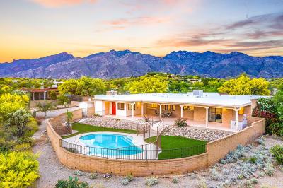 Tucson Single Family Home For Sale: 5620 E Paseo Remedios