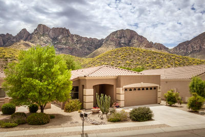 Oro Valley Single Family Home Active Contingent: 2214 E Stone Stable Drive