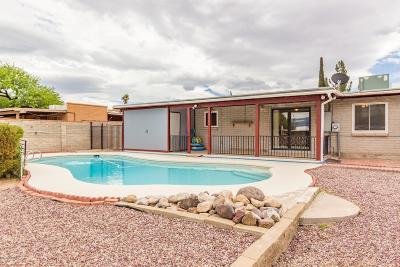 Tucson Single Family Home Active Contingent: 7151 E Tamara Drive