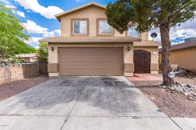 Pima County Single Family Home Active Contingent: 1410 E Lapwing Way