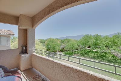Oro Valley Townhouse For Sale: 755 W Vistoso Highlands Drive #218