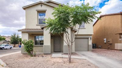 Pima County Single Family Home Active Contingent: 1551 E Los Cabos Place