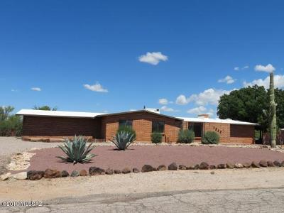 Tucson Single Family Home For Sale: 7049 N Magic Lane