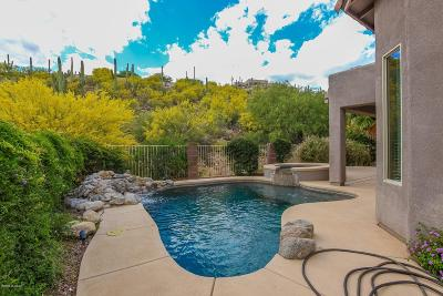 Sabino Mountain (1-290) Single Family Home For Sale: 4365 N Sunset Cliff Drive