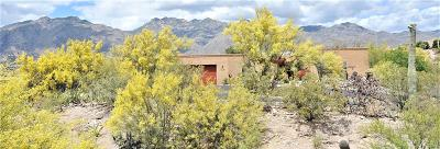 Single Family Home Active Contingent: 4712 N Paseo Tubutama