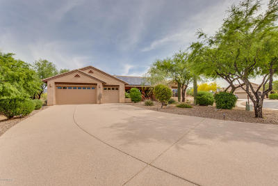 Oro Valley Single Family Home Active Contingent: 1915 W Mountain Laurel Drive