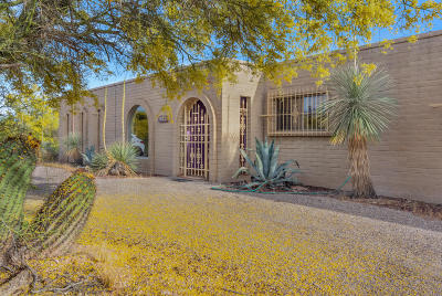 Tucson Single Family Home For Sale: 5000 E River Road