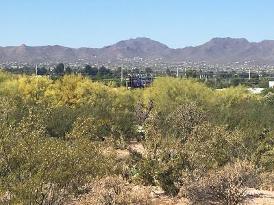 Tucson Residential Lots & Land For Sale: 5231 N Genematas Drive #123