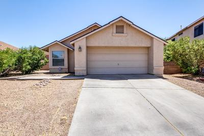Tucson Single Family Home For Sale: 2555 W Brogan Street