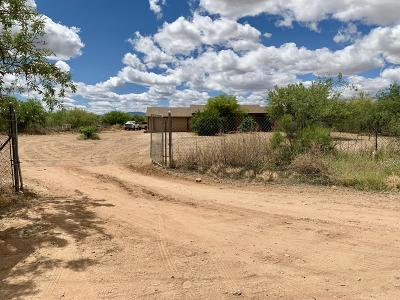 Pima County Single Family Home For Sale: 12151 W Trigger Lane