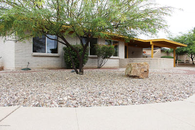 Pima County, Pinal County Single Family Home For Sale: 7701 E Linden Street