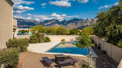 Oro Valley Single Family Home Active Contingent: 140 W Drover Place