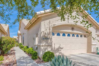 Saddlebrooke Townhouse Active Contingent: 38892 S Carefree Drive