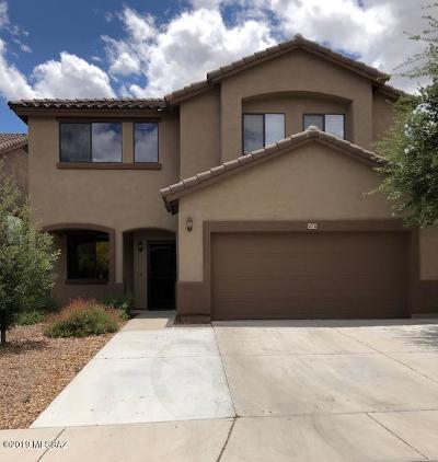 Single Family Home For Sale: 474 E Placita Costana