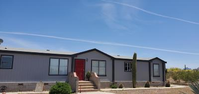 Tucson Manufactured Home For Sale: 1416 N San Joaquin Road