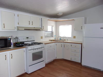 Pima County Manufactured Home For Sale: 11230 W Picture Rocks Road