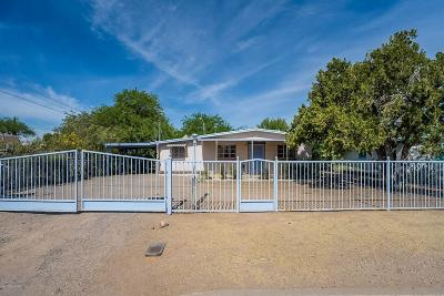 Pima County Single Family Home Active Contingent: 2813 N Sparkman Boulevard