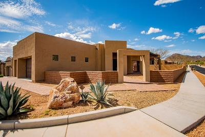 Tucson Single Family Home For Sale: 5192 W Golden Vista Way