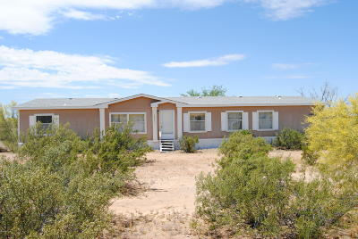 Pima County Manufactured Home For Sale: 10840 W Ina Road