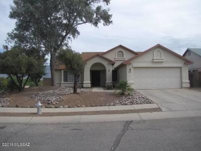 Pima County, Pinal County Single Family Home For Sale: 9155 E Spire Lane