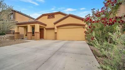 Marana Single Family Home For Sale: 9878 N Crook Lane