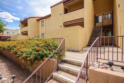 Tucson Condo Active Contingent: 2160 N Pantano Road #206
