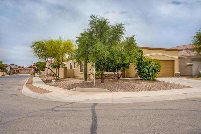 Sahuarita Single Family Home Active Contingent: 376 E Camino Rancho Redondo