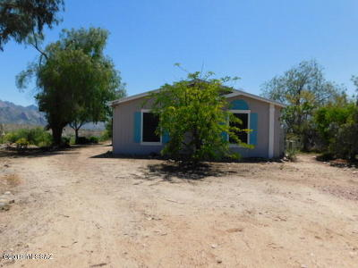 Pima County Manufactured Home For Sale: 16111 N Magoo Place