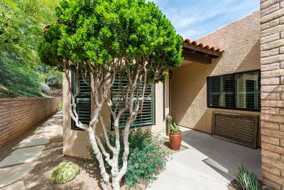 Oro Valley Townhouse For Sale: 216 E Crooked Stick Drive